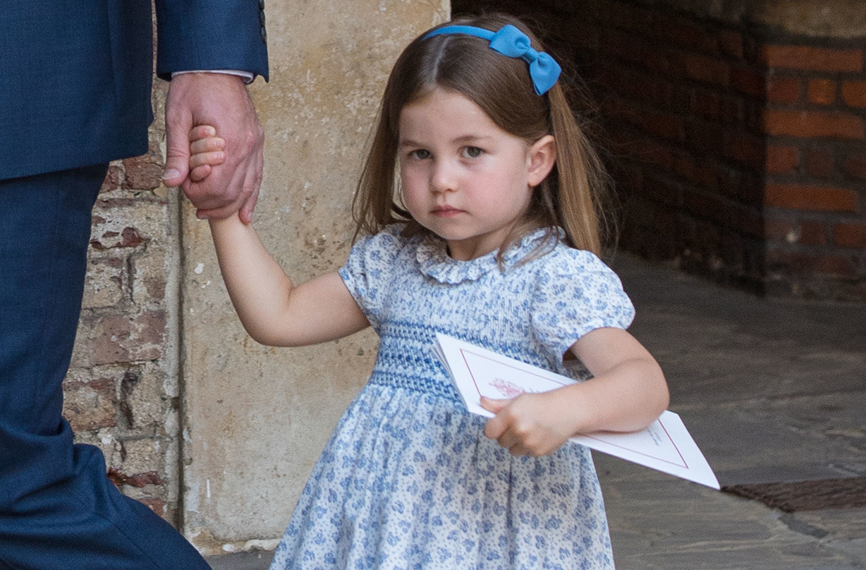 prince william nickname princess charlotte