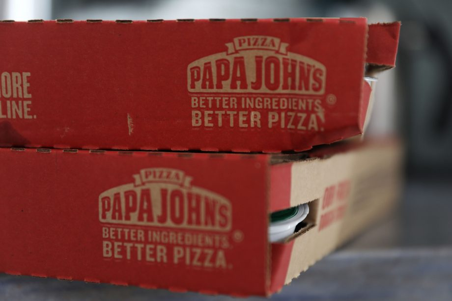 Papa John's releases a Hot Dog pizza featuring Heinz sauces
