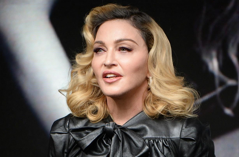 Madonna mobile phone