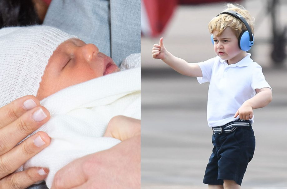 Why Prince George might have known about royal baby name for months