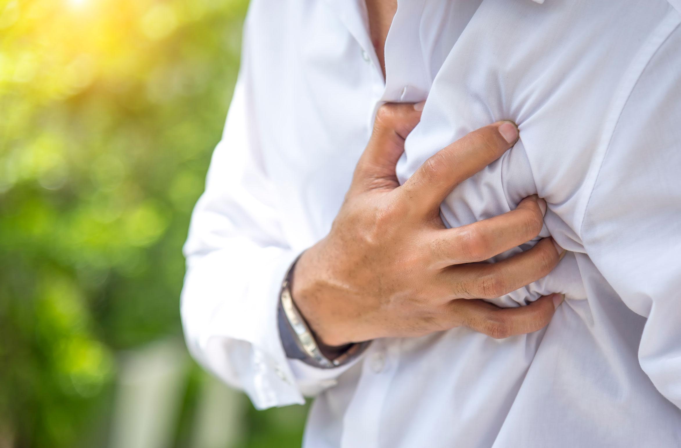 heart disease ad