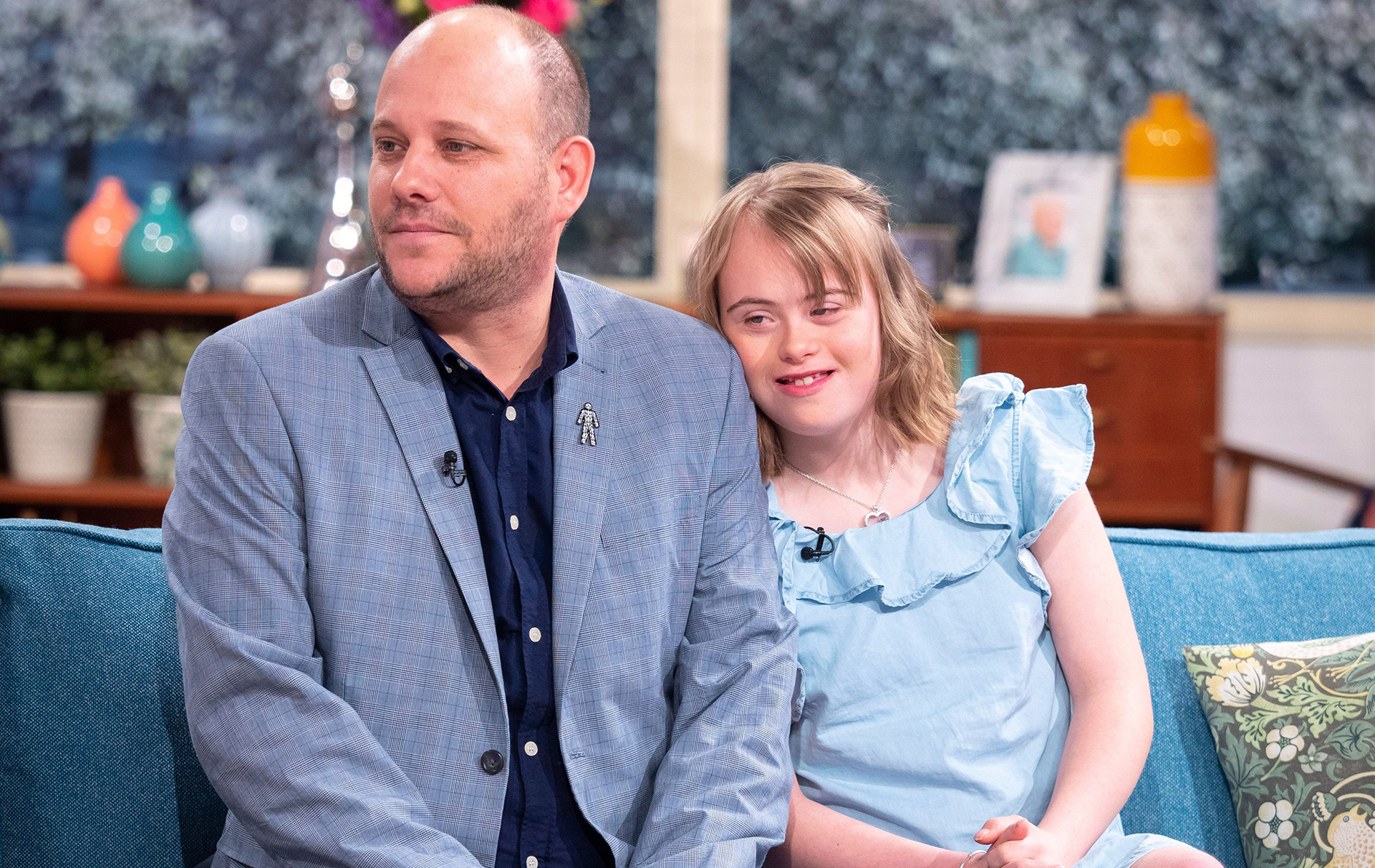 dad defends downs syndrome daughter internet trolls