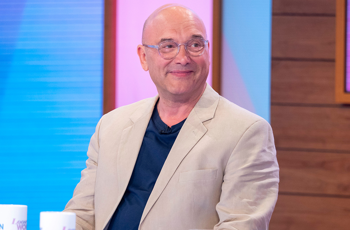 gregg wallace teary loose women old dad