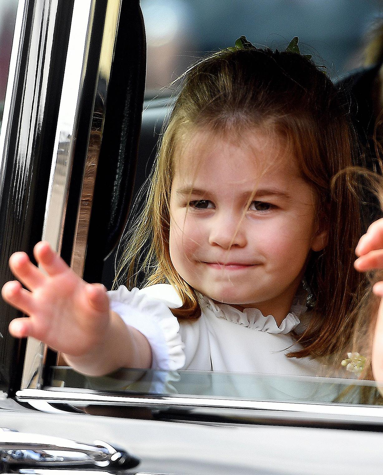 princess charlotte thomas battersea school confirmed