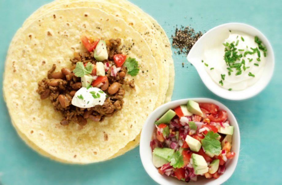 Burritos recipe