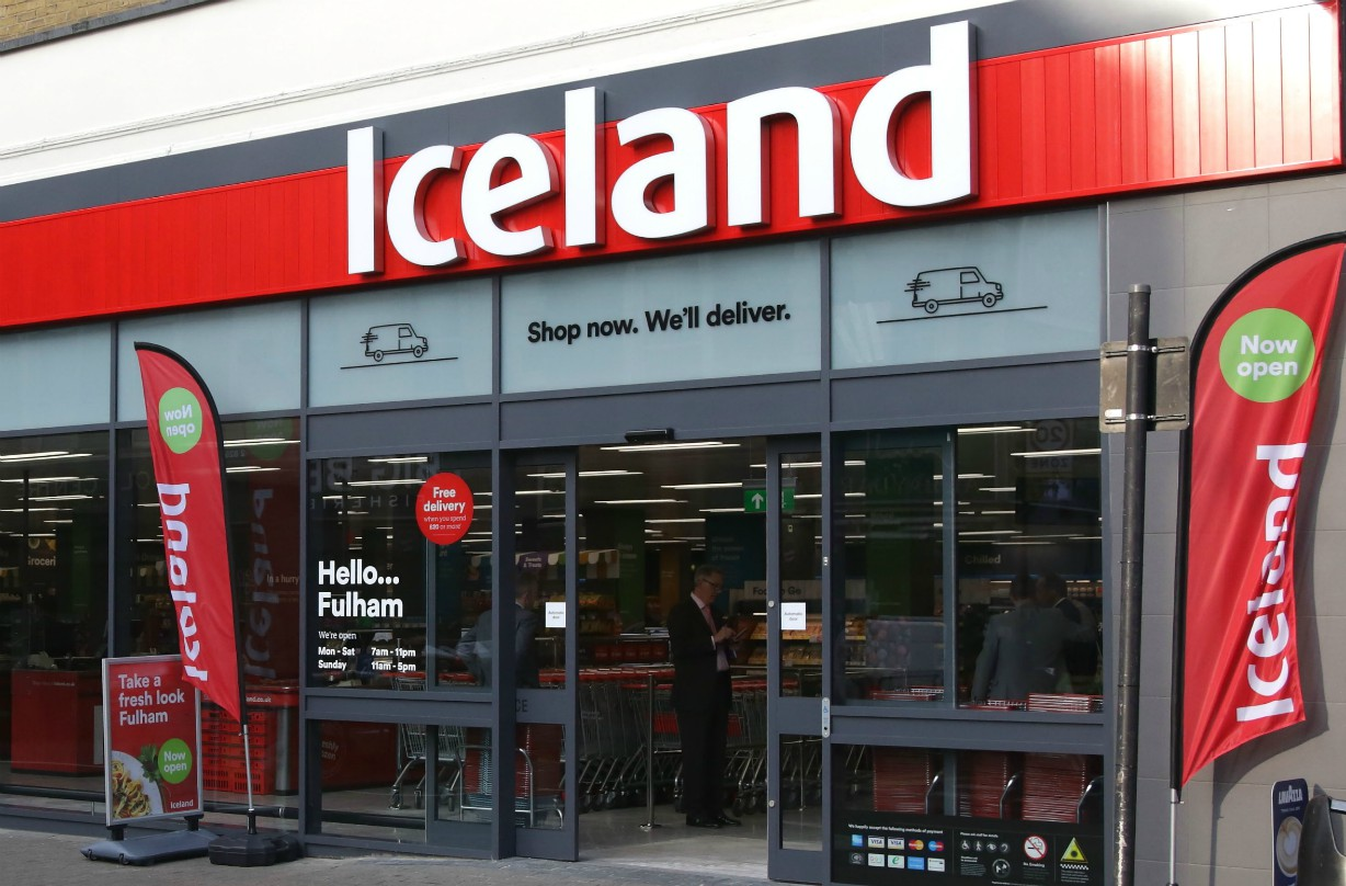 Iceland's new Christmas deal offers customers three packs of mince pies for just £3