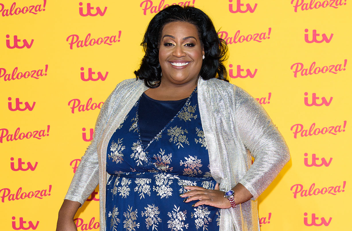 Alison Hammond weight loss shocked fans