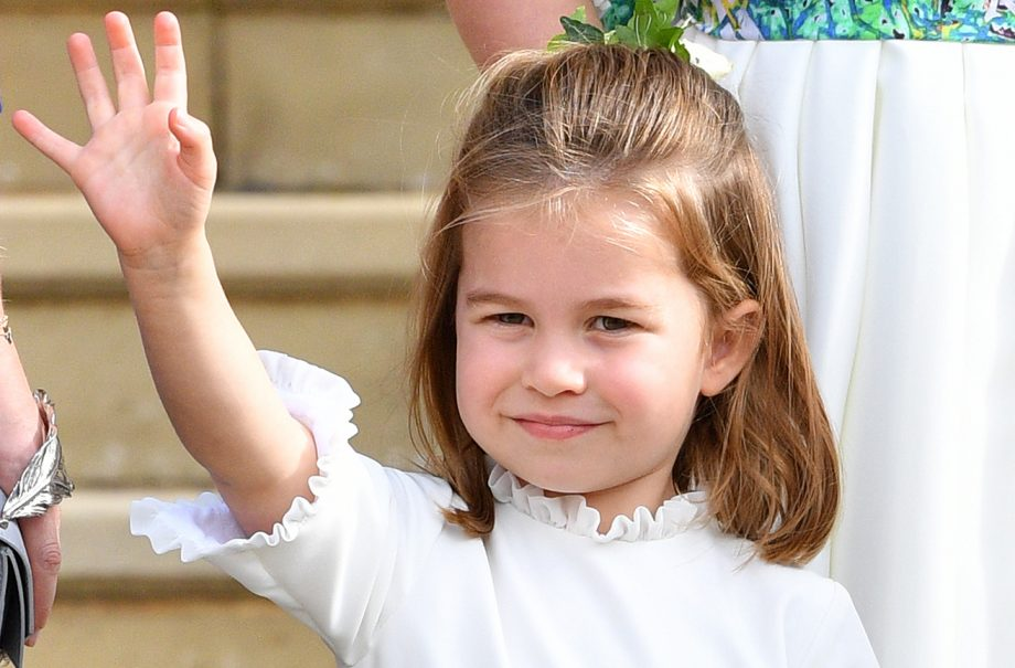 Princess Charlotte spotted carrying very affordable £6 toy – and it's SO cute!