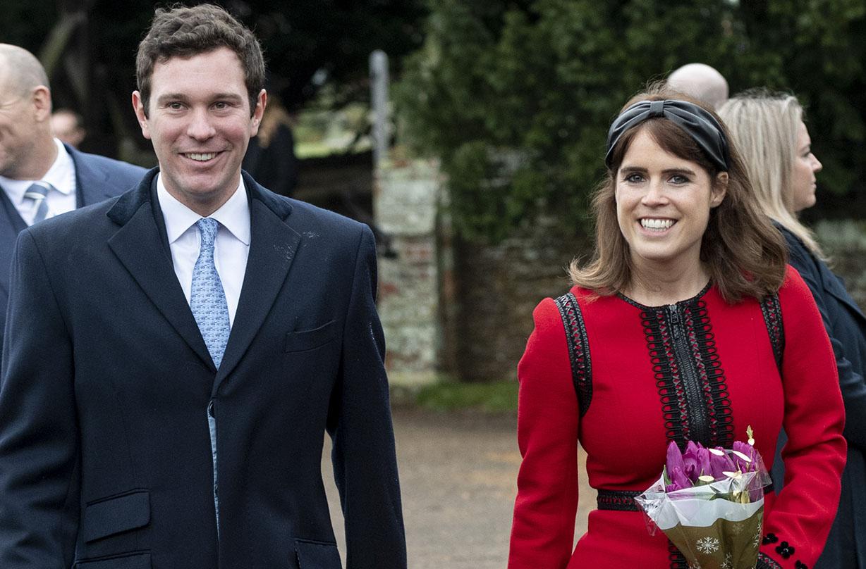princess eugenie jack brooksbank brother married