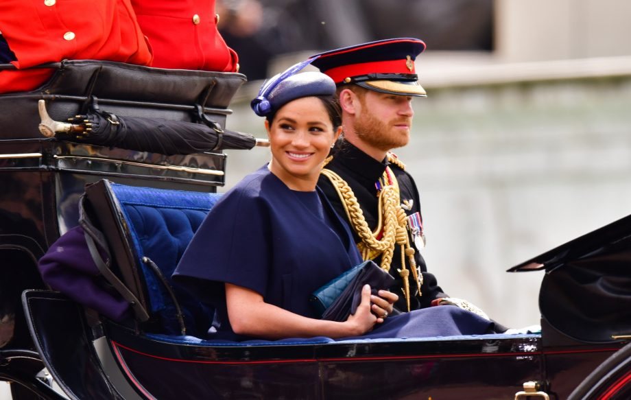 Is this the reason Meghan went missing during her first balcony appearance?
