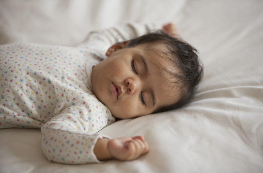mum bin bag hack baby sleep longer