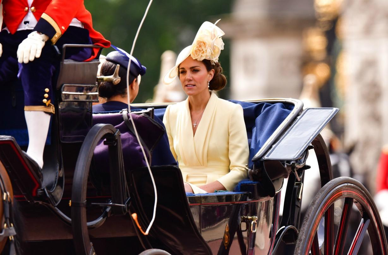 Kate Middleton moody