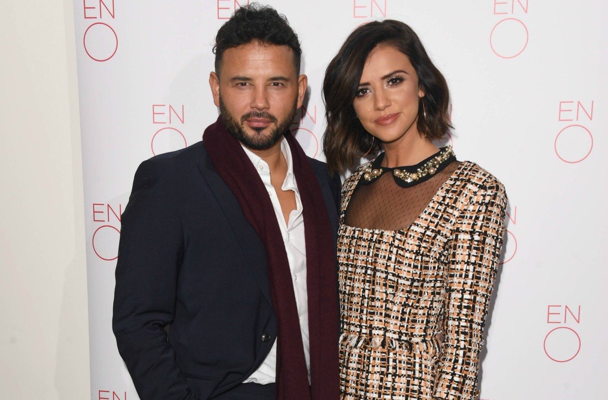 Lucy Mecklenburgh engagement Ryan Thomas