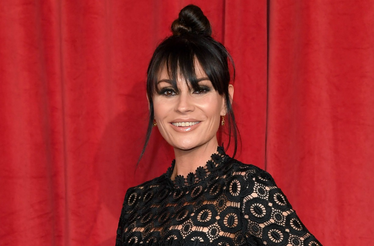 Lucy Pargeter breast implants removed
