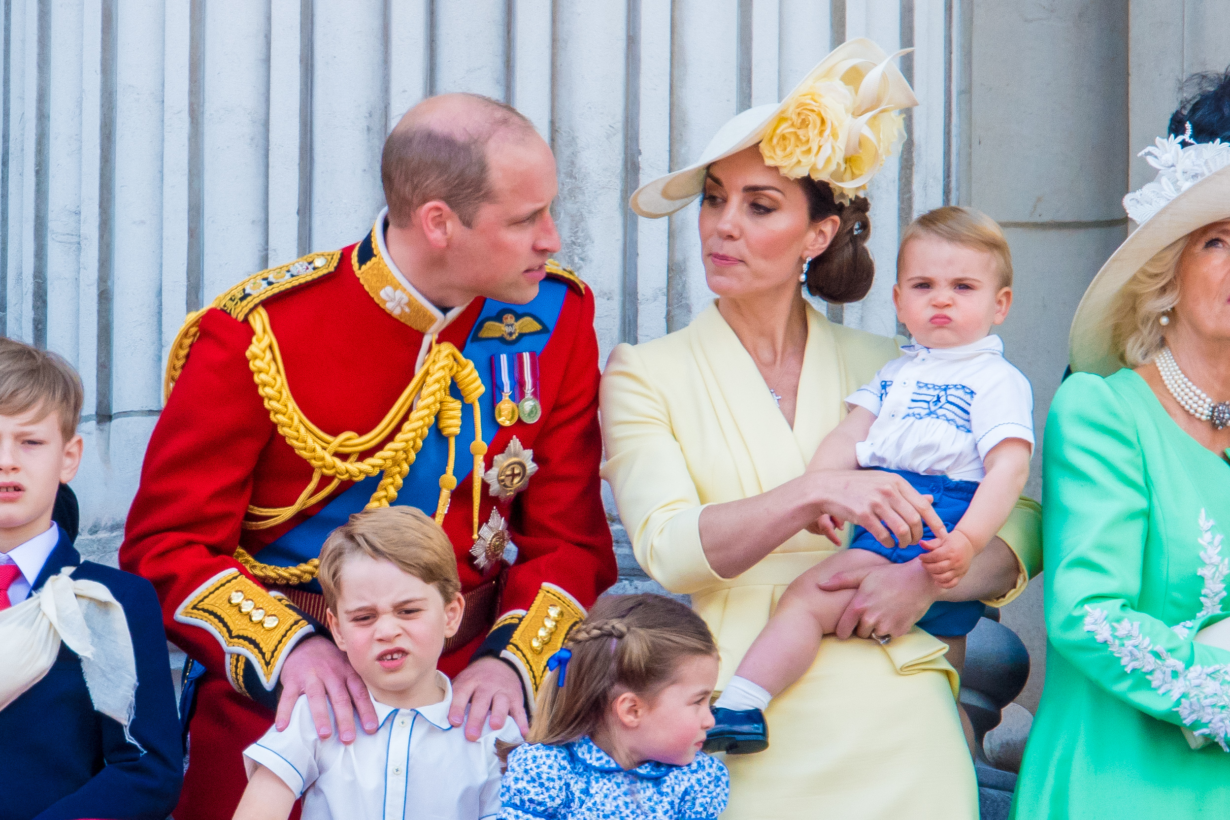 Prince George and Princess Charlotte inherited this very special talent from mum Kate Middleton