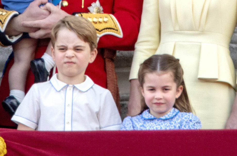 The one thing you probably missed during Princess Charlotte's Trooping of the Colour appearance