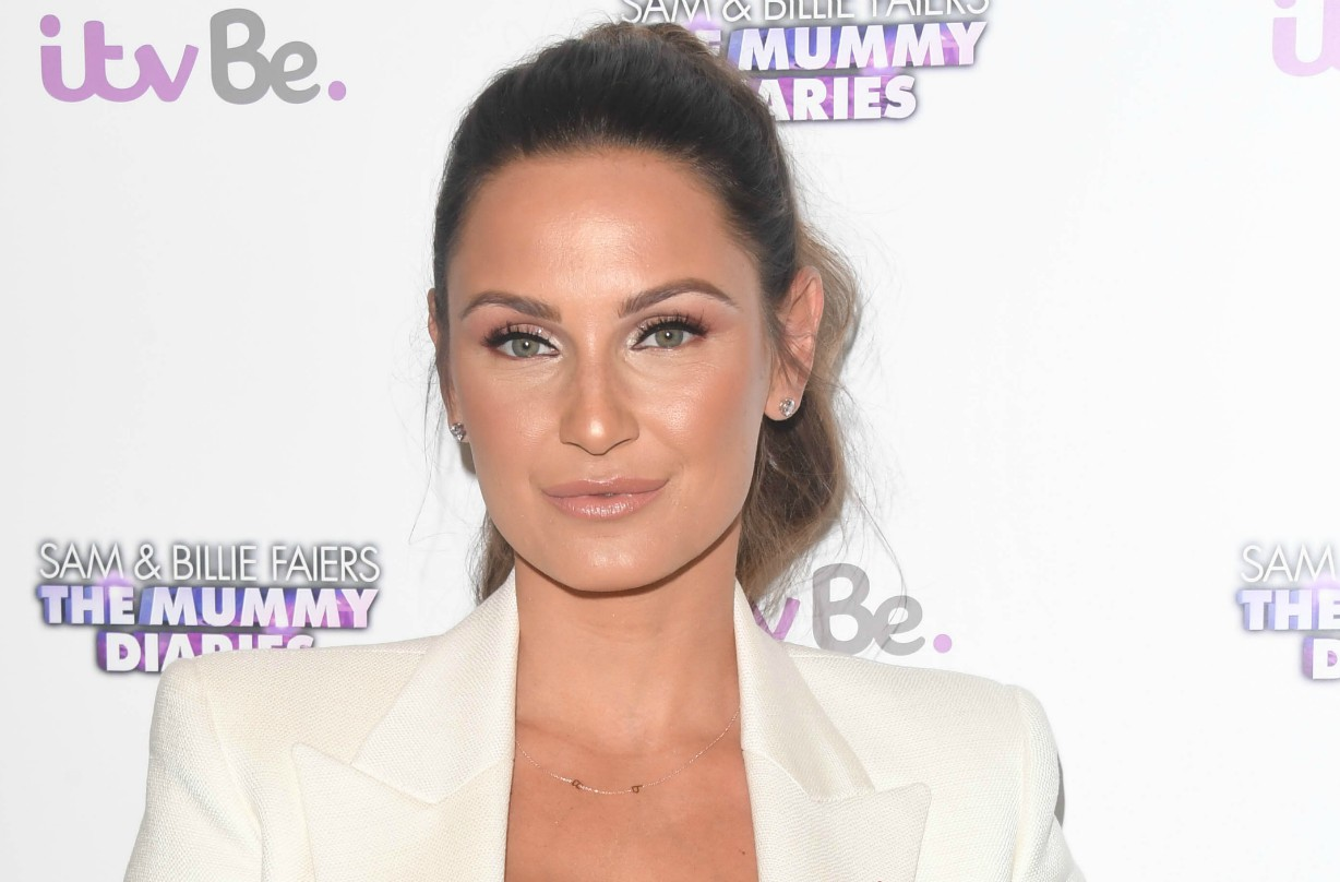 Sam Faiers seeks therapy