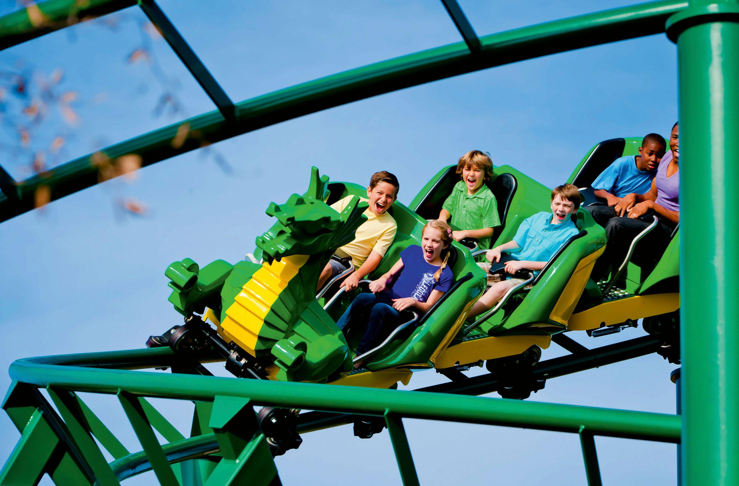 best kids theme parks