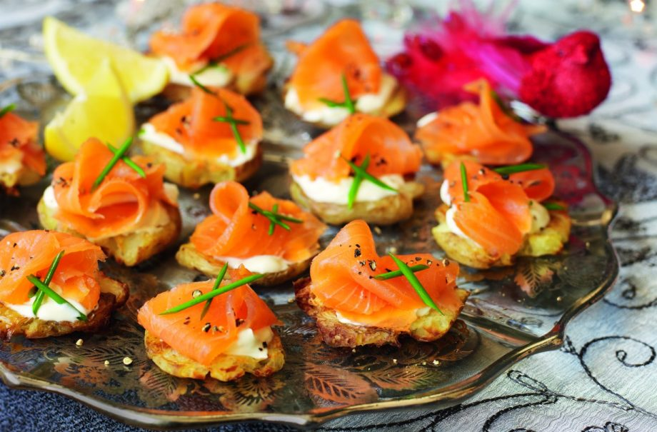 54 Quick And Easy Canapes Goodtoknow
