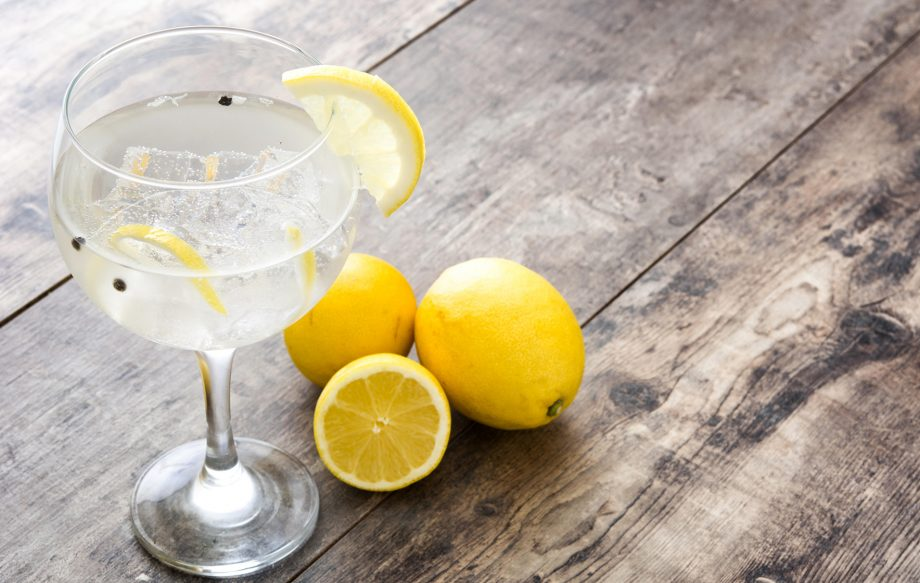 Health benefits of gin and tonic