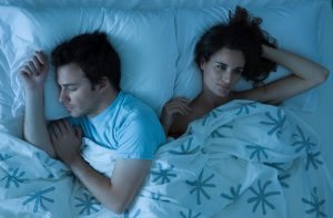 symptômes d'insomnie