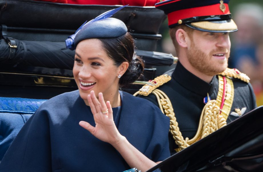 Meghan Markle's new ring could have a very special meaning