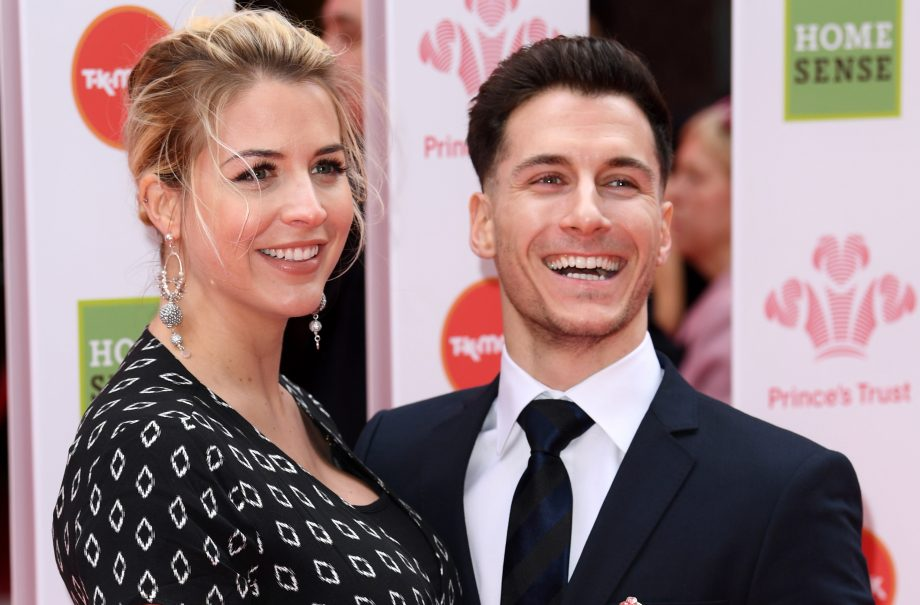 Gemma Atkinson forced to reassure fans after concern around her due date