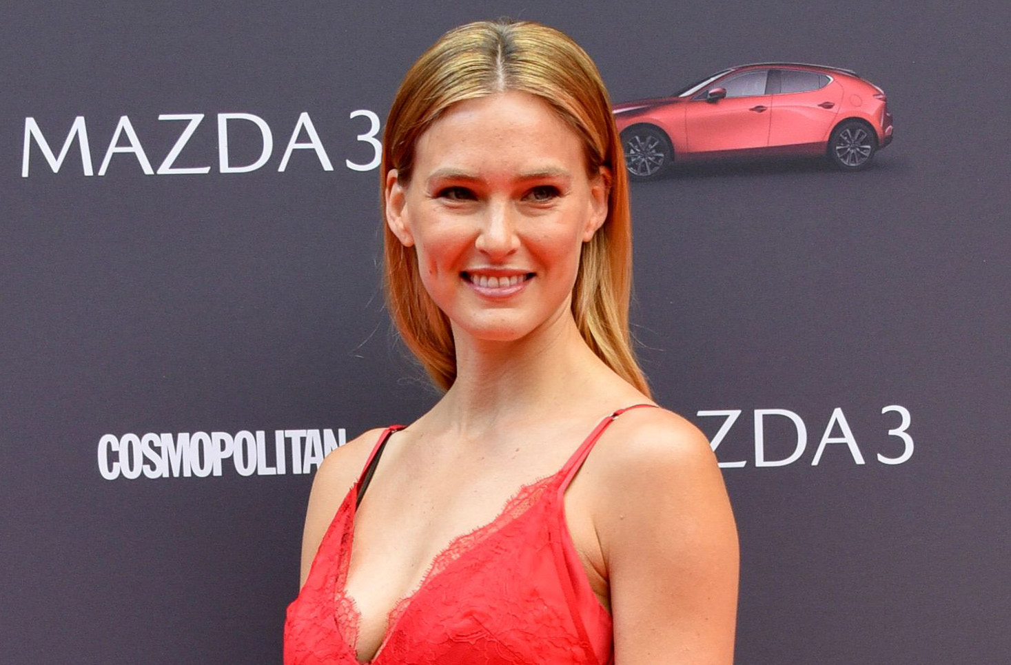 Bar Refaeli Confirms She S Expecting Third Baby With Husband Adi Ezra