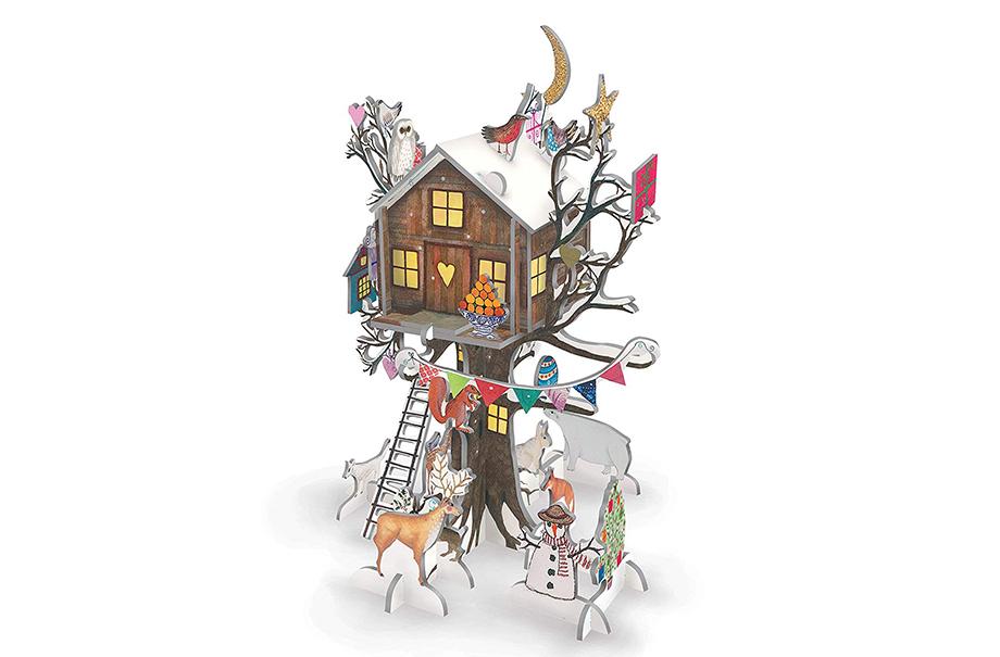 non chocolate advent calendars | beauty advent calendar | christmas tree pop and slot advent calendar