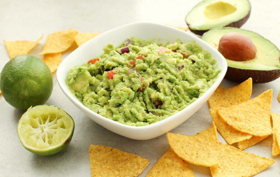 Easy creamy guacamole recipe