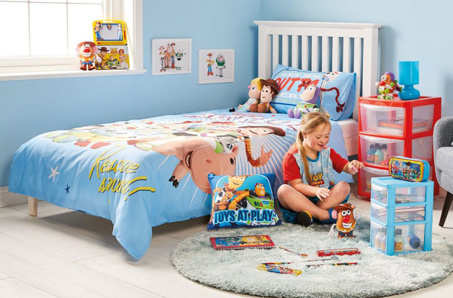 Aldi toy story bedroom
