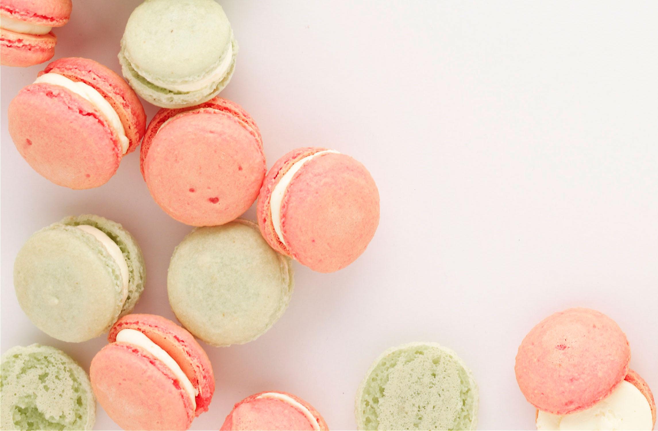 Basic Macaron Dessert Recipes Goodtoknow