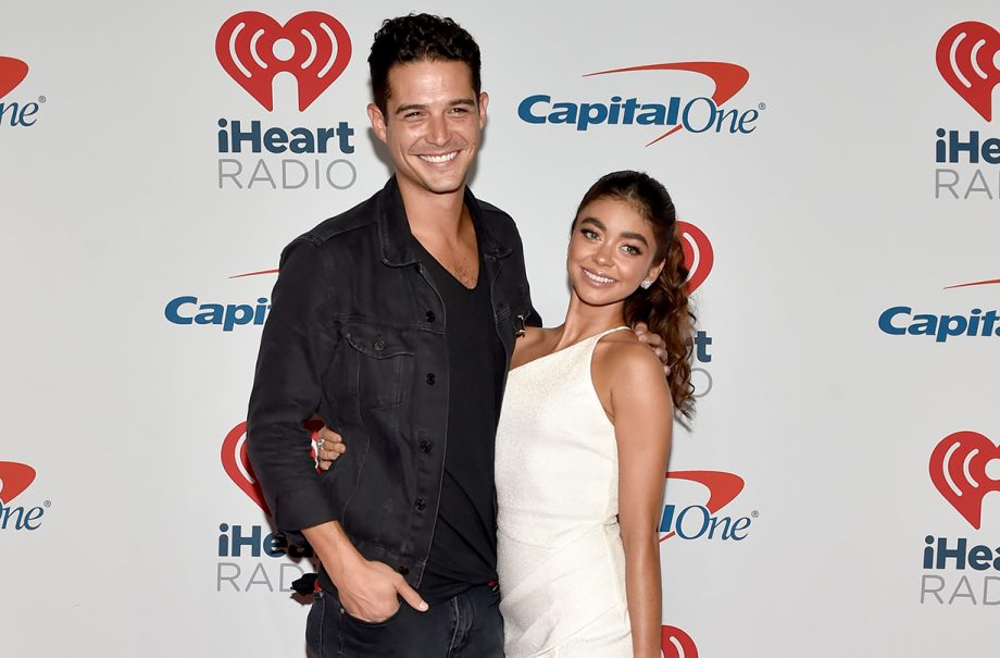 Modern Family's Sarah Hyland announces engagement to boyfriend Wells Adams