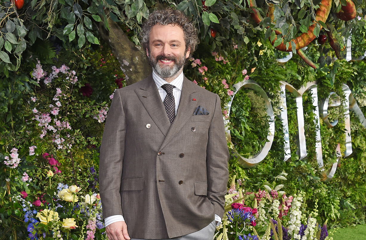 michael sheen expecting baby