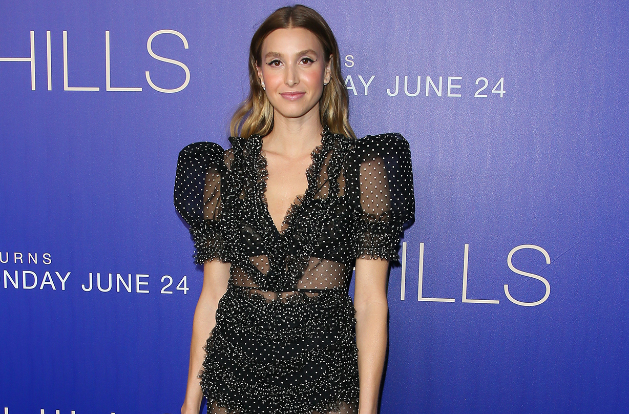whitney port reveals suffered miscarriage
