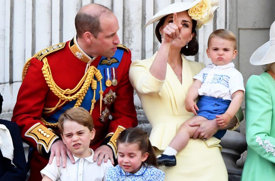 prince george princess charlotte prince louis summer holiday