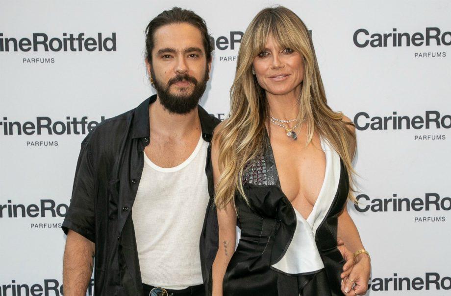 Heidi Klum marries Tom Kaulitz