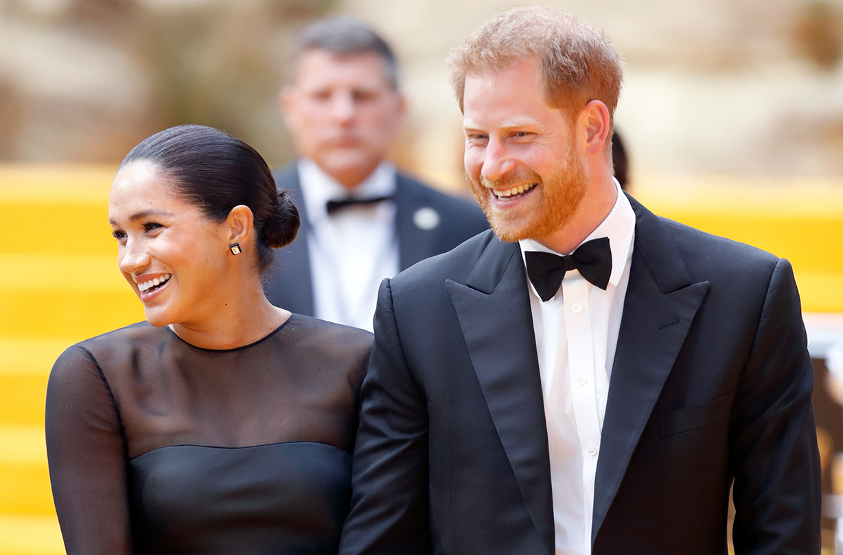prince harry meghan markle second child theory