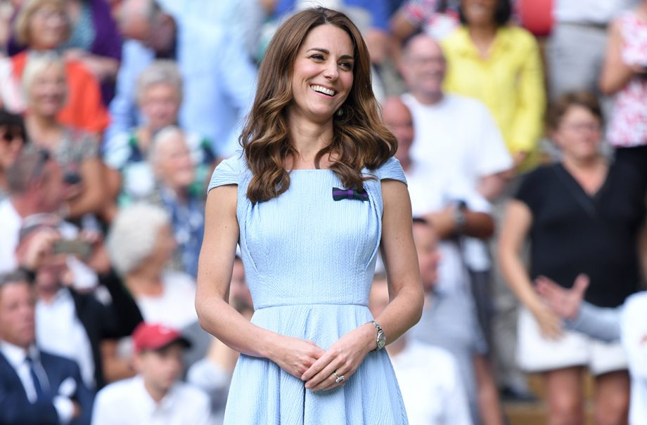 Prince Louis receives incredibly adorable gift as Kate Middleton attends Wimbledon