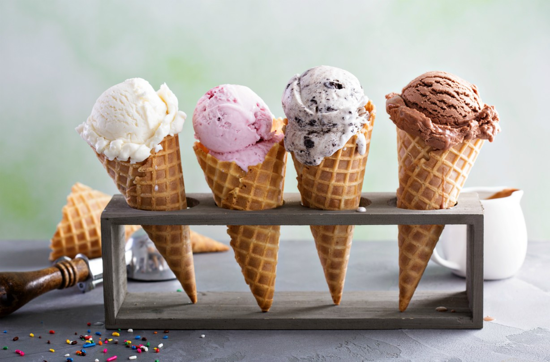 diet plan ice cream craving