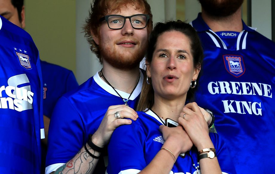 Ed Sheeran confirms he and Cherry Seaborn are married