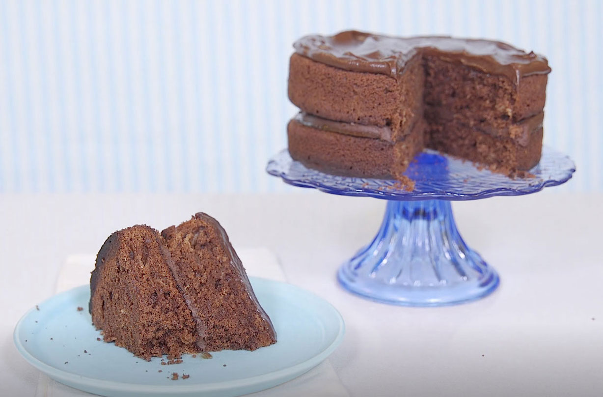 Mary Berry S Best Chocolate Cake Baking Recipes Goodtoknow