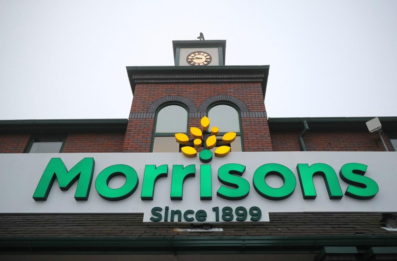 Morrisons BBQ