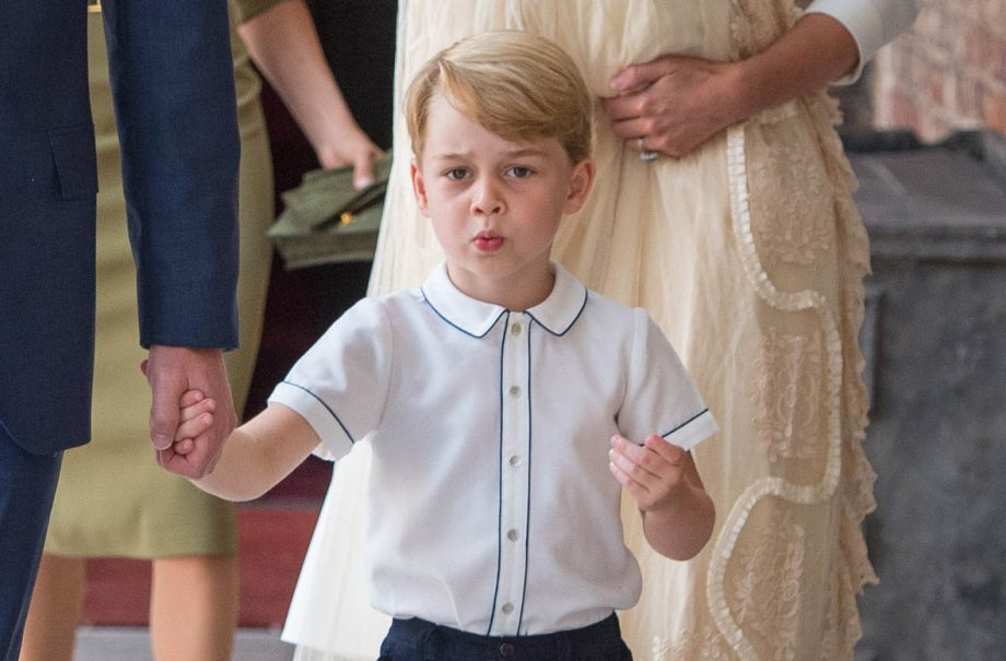 Royal fans will probably see Prince George next week – and it's for a very special reason!