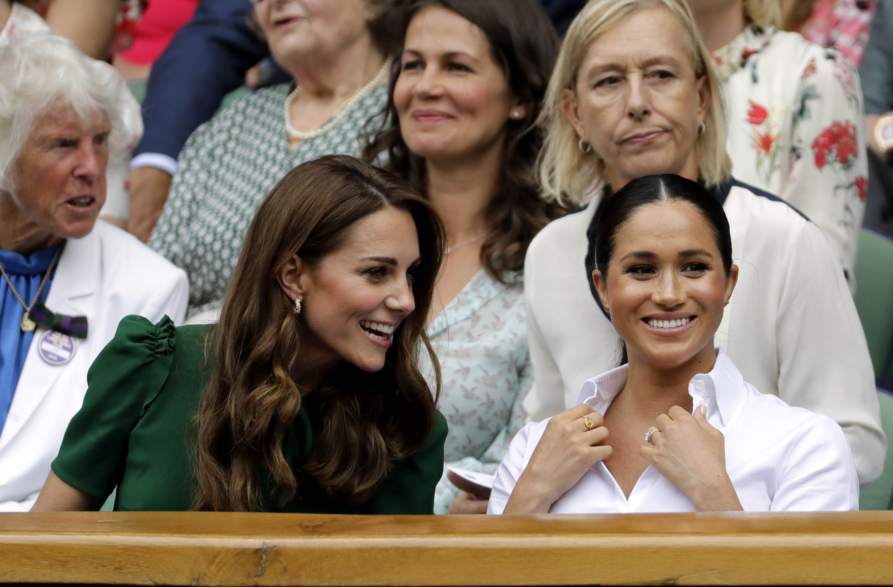 The sweet reason why Kate Middleton and Meghan Markle are
