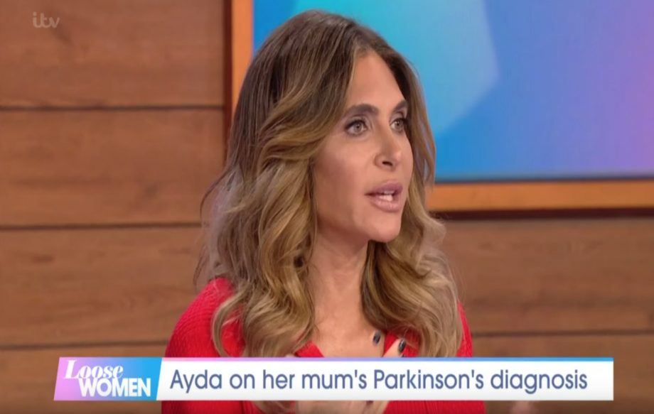 Ayda Field opens up about mum's heartbreaking diagnosis