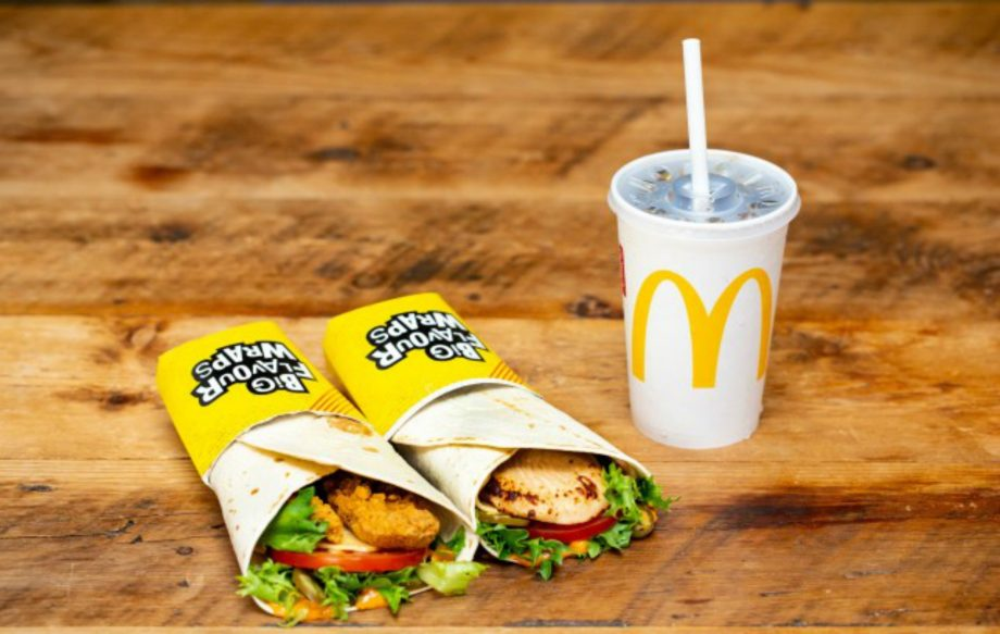 This is how you can have 50 percent off at McDonald's – but you'll have to be quick!