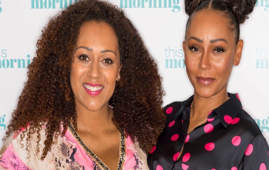 Mel B's sister Danielle shares first look at newborn daughter