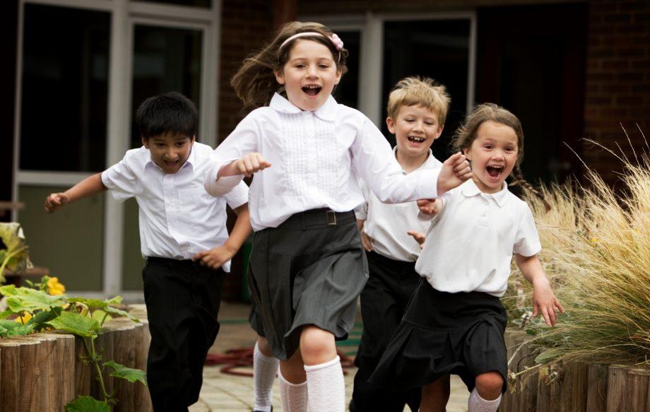 free school uniform
