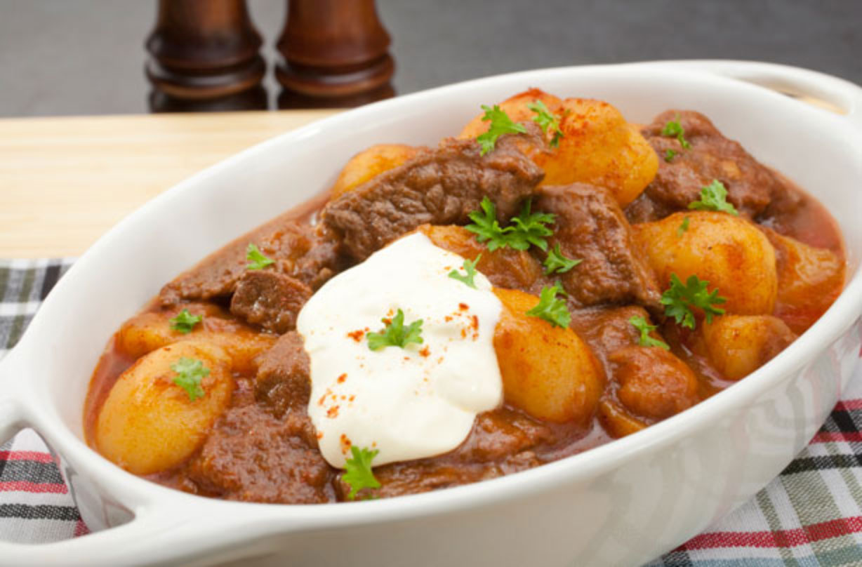 Beef Goulash Dinner Recipes Goodtoknow